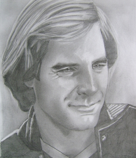 Scott Bakula by laurence